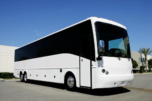 50 passenger charter bus rental