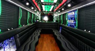 22-passenger-Roseville-party-bus-Pontiac