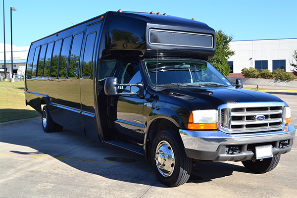 18-Passenger-party-bus-Colorado Springs