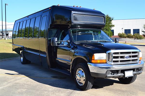18-Passenger-party-bus-Harrisville
