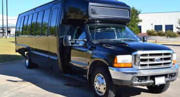18-Passenger-party-bus-Plainfield
