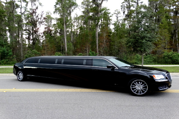 Chrysler-300-limo-service-Central Falls