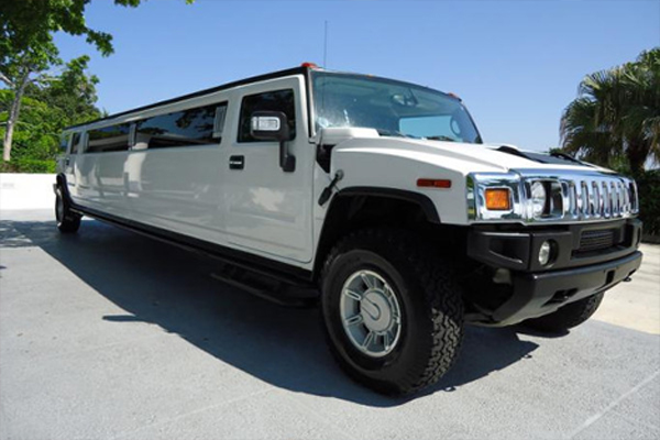 Hummer-limo-rental-Carol Stream