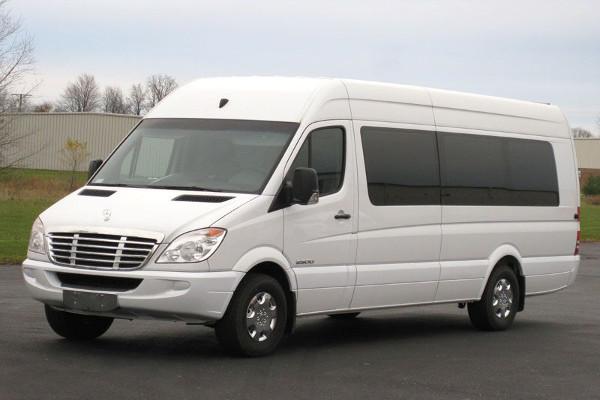 sprinter-bus-Hillsboro
