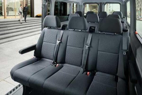 sprinter-bus-rental-Downers Grove