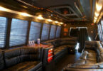 20 Passenger Party Bus Interior 2