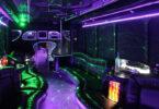 30 Passenger Party Bus Interior 2