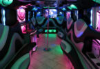 35 Passenger Party Bus Interior 2