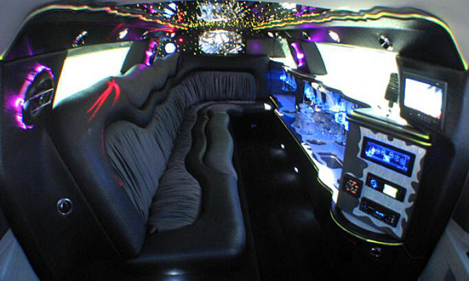 BMW Limo Interior 2