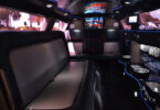 Chrysler 300 Limo Interior 2