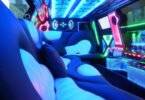 Dodge Charger Limo Interior 1