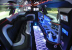 Dodge Charger Limo Interior 2