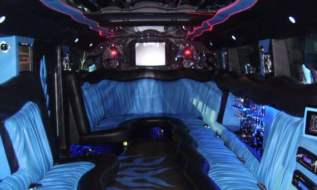Excursion Limo Interior 1