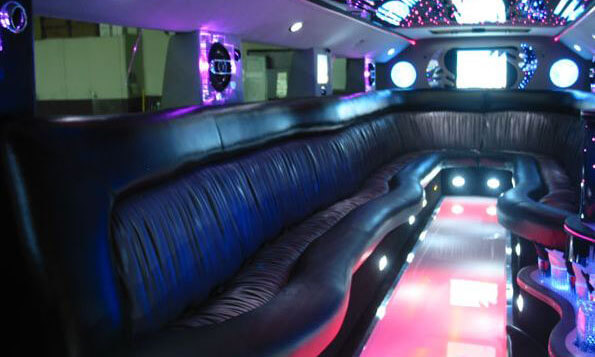 Excursion Limo Interior 2