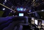 Lincoln MKT Limo Interior 2