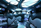 Range Rover Limo Interior 2