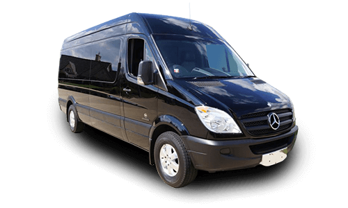sprinter bus black