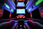 Sprinter Party Bus Interior 1