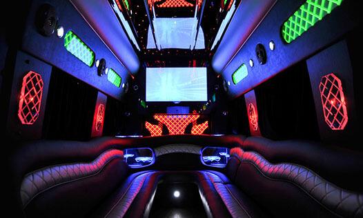 Sprinter Party Bus Interior 1
